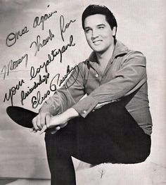 """""""Once again many thanks for your loyalty and friendship"""" - Elvis Presley (Viva Las Vegas) Elvis Presley Quotes, Elvis Quotes, Priscilla Presley, Suspicious Minds, Young Elvis, Ann Margret, King Of Music, Graceland, Golden Age Of Hollywood"""