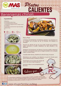 Berenjenas Chinas | Supermercados MAS Blog