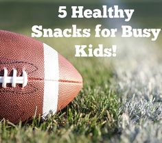 healthy snacks for k