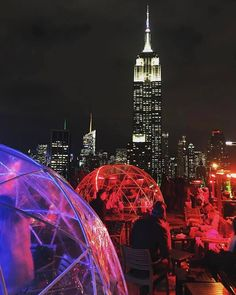 Rooftop Bar/Club/Restaurant In 230 Fifth Ave NYC