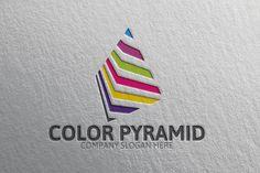 Color Pyramid by Josuf Media on Creative Market