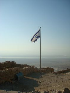 On top of Masada #israelonthehouse    Like and repin so I can win!