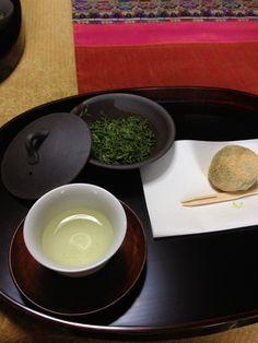 Japanese Green tea (ocha)