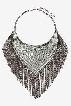 Hankerchief Chain Necklace