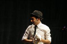 Antonio Díaz presenta un viatge ple de màgia, il·lusionisme, imaginació i humor #latlantidavic