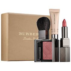 BURBERRY - Beauty Box  #sephora