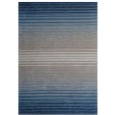 Artistic Weavers Mantra Blue 8 ft. x 11 ft. Area Rug-AWMAN1101-811 - The Home Depot $344