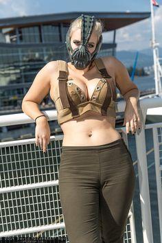 Bane #Rule63 #cosplay