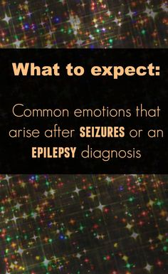 My dad had his first seizure when I was 10 years old. I remember being confused by his reaction to his developing epilepsy, and my family members felt the same way. He seemed to want to ignore what…