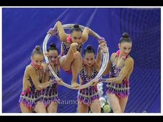 Once Upon a December music for rhythmic gymnastics GROUPS 006