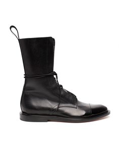Leather Brogue Boots – INCH2