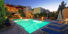 Villas, Apartments & Hotels Accommodation In Heraklion Hersonissos, Crete – Villa Iokasti