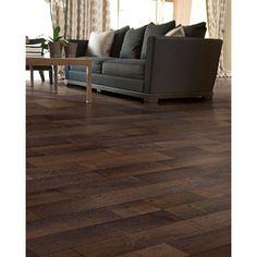 SAMS CLUB --Duraloc by Mohawk Deep Night Oak Laminate Flooring