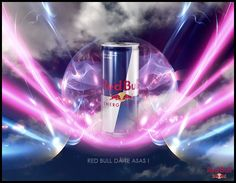 Ooh cosmic red bull! Those look special! They come in sugar free?