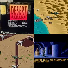 By niemeier22081: Here's my #SegaSaturday post of Desert Strike: Return to the Gulf for Sega Genesis. This was an interesting game that I played as a kid just before City Crisis & GTA series started bringing a new level to all the gamers who's been playing 2-D games. #retrospective #retrocollective #retrocollectiveus #gamer #instagamer #retrogamer #gaming #instagaming #retrogaming #DesertStrike #desertstrikereturntothegulf #ElectronicArts #SegaGenesis #sega #Genesis #gamestagram #segagenesis…