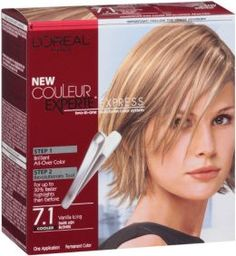 L'Oreal Multi-Tonal Color System Toasted Coconut 8.0 Ulta.com  $14  Great site...great prices
