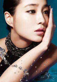Lee Min Jung, Harpers Bazaar, Girls, Toddler Girls, Daughters, Maids