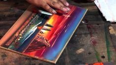 Finger Painting Full