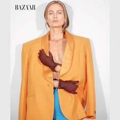 """We have big iconic models:Caroline MurphyJoan SmallsGuinevereand some young faces mixed all sorts of women. @carineroitfeld """"CARINE ON THE COLLECTIONS"""" for #harpersbazaar #March2017 Photo Bibi Cornejo Borthwick Creative Direction: The Style Council #bazaarthailand #harpersbazaarthailand  via HARPER'S BAZAAR THAILAND MAGAZINE OFFICIAL INSTAGRAM - Fashion Campaigns  Haute Couture  Advertising  Editorial Photography  Magazine Cover Designs  Supermodels  Runway Models"""