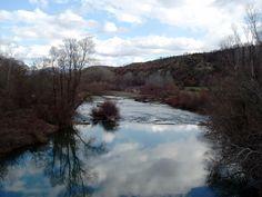 Aliakmona river. Tsotili. Kozani