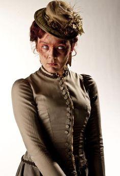 Imagen promocional de The Crimson Horror.