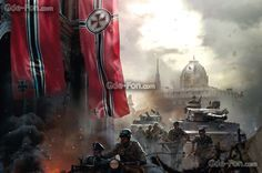 Download wallpaper Art, soldiers, Wehrmacht, Tanks free desktop wallpaper in the resolution 2400x1588 — picture №600672 Enemy Front, Free Desktop Wallpaper, Wallpaper Art, 1080p Wallpaper, Betty Boop Pictures, Renaissance Paintings, Total War, Latest Hd Wallpapers, History Education