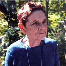 "Adrienne Cecile Rich (May 16, 1929 – March 27, 2012) was an American poet, essayist and feminist. She was called ""one of the most widely read and influential poets of the second half of the 20th century"",[1][2] and was credited with bringing ""the oppression of women and lesbians to the forefront of poetic discourse."