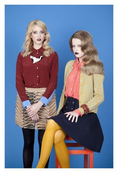 WOW! vanidad magazine 2010, by elena grimaldi