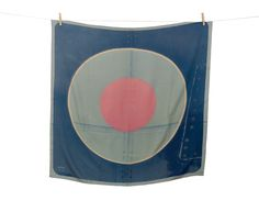 military silk print scarf, £40.00