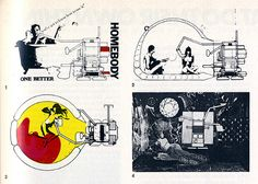 Chris Dawson and Alan Stanton. Architectural Design 39 July 1969: 374