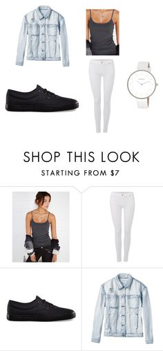 """""""Trip to the Mall anyone?"""" by shanese634 on Polyvore featuring Wet Seal, 7 For All Mankind, Vans, RVCA and Skagen"""