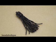 How to Make a Beaded Tassel