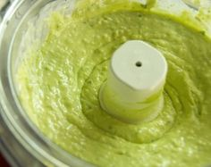 Avocado Garlic Aioli - Beyer Beware