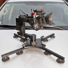 News Shooter | Rigwheels launch RigMount XL vehicle mount system for brushless gimbals