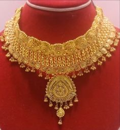 How Sell Gold Jewelry Gold Jewellery Design, Gold Jewelry, Gold Bangles, Gold Necklaces, Gold Choker, Necklace Designs, Bridal Jewelry, Fashion Jewelry, Coral Bracelet