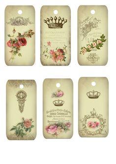 Tags Coroa + Rosas Vintage