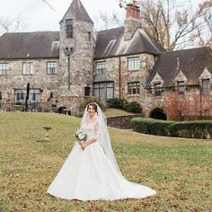Bride @hayherridge is so special to us!! We had the pleasure of working with @annebarge to merge three different gown elements Haley fell in love with to create a custom gown that was absolutely perfect!