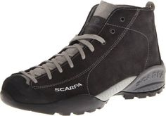 Scarpa Men's Mojito Mid GTX Boot Scarpa. $178.95. leather. Vibram sole