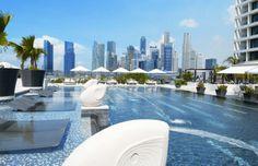 Mandarin Oriental | Luxury hotels in Singapore | Light Blue Travel
