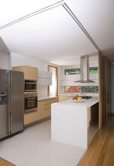 Cocina abierta o cocina cerrada, tú eliges!