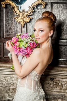 COUTURE BRIDAL PORTRAITS. Photo; Ginda Photography MUA; Makeup for all occasions.