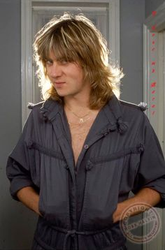 One of my favorite eras of Joe Elliott of Def Leppard