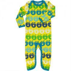 Smafolk jumpsuit 'Multi apples' boys