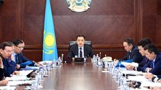 Government approves interregional scheme for territorial development of Astana agglomeration  At the meeting of the Government of the Republic of Kazakhstan chaired by the Prime Minister Bakytzhan Sagintayev, an interregional scheme for the territorial development of the Astana Agglomeration was approved. The draft document was presented by the Minister for Investments and Development, Zhenis Kassymbek.  http://s.pm.kz/BCtw