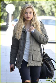 Olivia Holt To Perform At Colgate Skating & Gymnastics Spectacular: Photo #876063. Olivia Holt is all smiles during her appearance on Hallmark Channel's Home & Family on Wednesday morning (October 7) in Los Angeles.    It was just announced…
