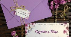 Olá     Hoje vou mostrar para vocês mais um convite que ficou pronto!   Este convite de casamento tem um envelope colorido com um recorte di... Place Cards, Gift Wrapping, Place Card Holders, Gifts, Colored Envelopes, Marriage Invitation Card, Pen And Wash, Gift Wrapping Paper, Presents