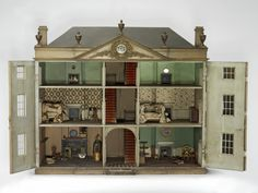 May Foster's House was built c. 1800 and is furnished in the style of the period. It is believed that this is a copy of May Foster's family home in Liverpool, designed for her by her famous architect father, John Foster (1786-1846).