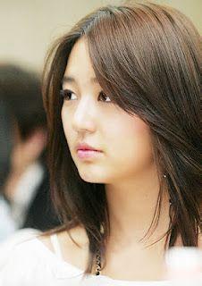 side view yoon eun hye