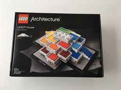 LEGO Architecture: LEGO House, Billund, Denmark 21037 - Sealed, New