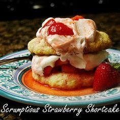 The Perfect Summer Dessert: Strawberry Shortcake!   http://www.workitmom.com/bloggers/orderingdisorder/2009/06/02/strawberry-shortcake-a-recipe-in-three-parts/
